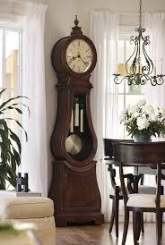 office large size floor clocks wayfair. Love Grandfather Clocks, Dislike The Color (would Prefer Lighter) And Spire\u2026 Office Large Size Floor Clocks Wayfair