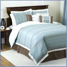 elegant blue and brown duvet cover light blue and brown bedding sets king blue brown cream duvet cover