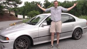 Review: A One-Owner 2002 BMW M5 - YouTube