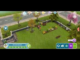 the sims freeplay back to the wall have