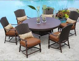 outdoor table sets patio furniture home depot a set of round table made of