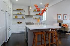 View in gallery Sometimes nature can bring along with it gentle orange  tones that are perfect for the kitchen