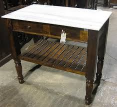 Nice French Kitchen Island Marble Top ... Awesome Marble Top Kitchen Island  Pertaining To