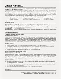 Auto Mechanic Resume Templates Student Template Resume Examples Sample Resume For It Students Valid