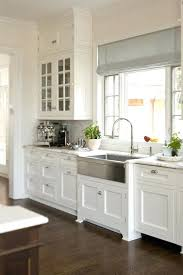 country kitchens. White Country Kitchen Charming Best Ideas About Farmhouse Kitchens On Ikea Farm Sink