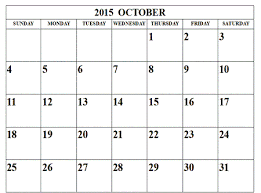 free printable 2015 monthly calendar with holidays free download october 2015 calendar festivals pictures images