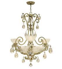 fredrick ramond fr44100slf barcelona 3 light 35 inch silver leaf chandelier ceiling light in natural alabaster