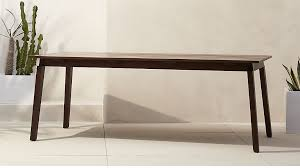 cb2 glass table cb2 dining table discontinued