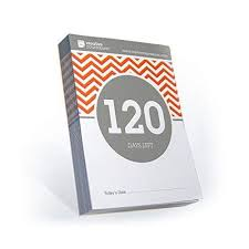 Calendar Countdown Days Creative Countdown Tear Off Countdown Calendar 120 Days Wantitall