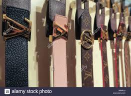 Designer Louis Vuitton Belts Louis Vuitton Belt Stock Photos Louis Vuitton Belt Stock