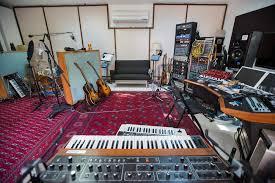Contemporary Decoration Bedroom Recording Studio Inside The Underground  World Of LAs Home Recording Studios