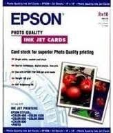 Epson Photo Quality Ink Jet Cards : Paper Data ... - Amazon.com