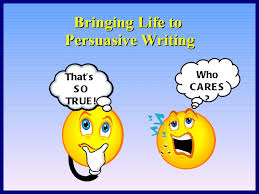 persuasive essay sample bringing life to persuasive writing that s so true who cares