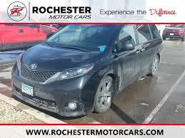 Used Toyota Sienna Rochester MN