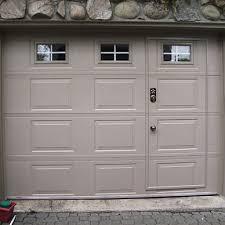 pedestrian door specialized door within a garage door door doctor