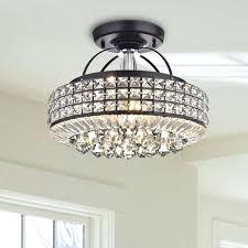 flush mount lighting crystal best chandeliers images on crystal semi flush mount lighting mini crystal chandelier
