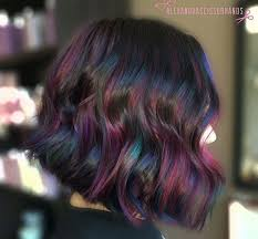 Oil Slick Balayage Such A Fun