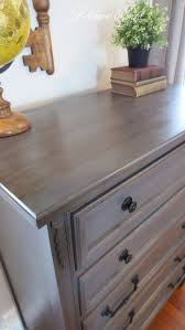 painted furniture makeover gold metallic. Draven Made: Bronzed Grey Dresser Painted Furniture Makeover Gold Metallic N