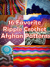 Ripple Afghan Pattern Magnificent Inspiration Ideas