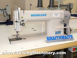 Highlead Sewing Machine Manual