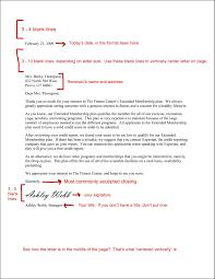 Business Letter Enclosure Letter Idea 2018