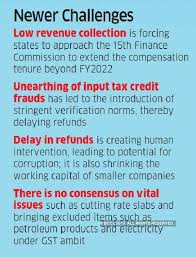 Gst The Challenges Before Indias Largest Indirect Tax