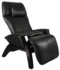 svago black zg sv401 zero gravity recliner chair