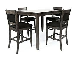 all wood dining room table heights 5 pack counter height dining set wooden dining room tables