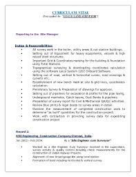 Amazing Land Surveying Resume Ideas - Simple resume Office .