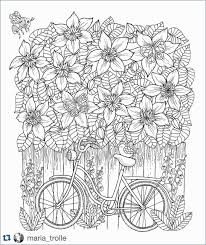 72 Pretty Ideas Of Printable Simple Flower Coloring Pages Coloring