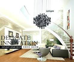 stair light fixtures stairway lighting fixtures type large pendant light fixtures stair large chandelier modern glass