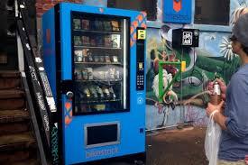 Bikestock Vending Machine Impressive CyclistTargeting Vending Machines Bikestock Vending Machine