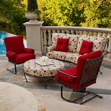 Patio awesome patio seating sets Interior Design s And