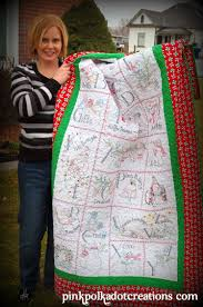 Stitched snowman Quilt pattern by crabapple hill | Your Spin on it ... & Stitched snowman Quilt pattern by crabapple hill Adamdwight.com