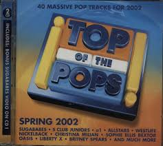 Various Artists Top Of The Pops Spring 2002 Uk 2 Cd Album Set Double Cd