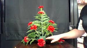 Texas Floral Design Certification Tsfa Floral Certification Triangle Arrangement Tutorial