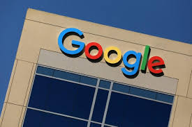 Google California Office The Google Logo Is Pictured Atop An Office Building In Irvine California US August 7 2017 REUTERSMike Blake