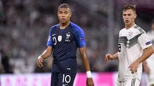372 resultaten voor 'frankrijk voetbal'. Waarom Een Gelijkspel Tussen Frankrijk En Duitsland Cruciaal Is Voor Oranje Sportnieuws