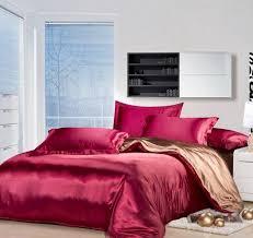 bed linen sets satin bedding