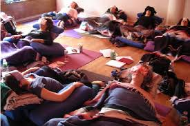 om yoga center restorative yoga