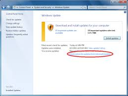 How To Update Windows 7 Confluence Mobile U Know