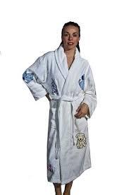 terry cloth bathrobe. Boys Terry Cloth Robe Get Quotations A Puppy Appliqued Cotton Bathrobe Long White One