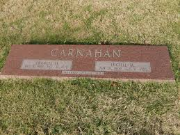 "Francis Marion ""Ben"" Carnahan (1907-1978) - Find A Grave Memorial"