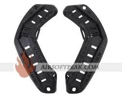 <b>EMERSON Tactical Fast</b> ARC Helmet Rail Black - AirsoftPeak.com
