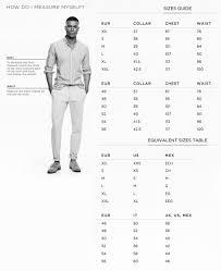 Mango Brand Size Chart Mango Size Chart