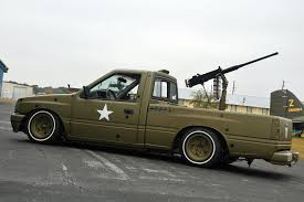 1992 Isuzu Pickup - .50 Caliber