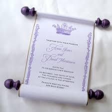 Scroll Birthday Invitations X Q Ideal Scroll Birthday Invitations Possumthemovie Com