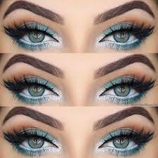 white kaya use white eyeliner known trick used by all the makeup artists it gives brightness and look as if opens