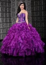 Princess by Mary's <b>Quinceanera Dress</b> 4Q903, Purple, Size 10 ...