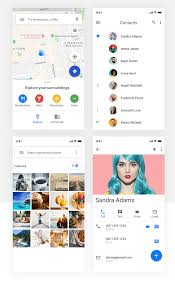 Material Design 2 0 Apps Android Material Design Ui Kit For Awesome Prototypes